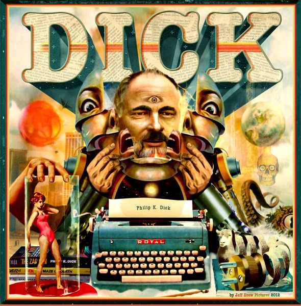 Philip K. Dick - The man who remembered the future.jpg