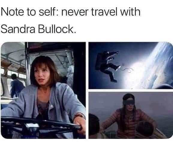 never bullock