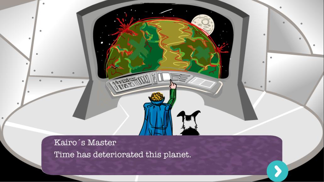 kairos master